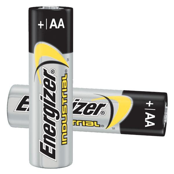 10x MOCNA BATERIA ENERGIZER INDUSTRIAL LR6 R6 AA Symbol baterii AA (R6)