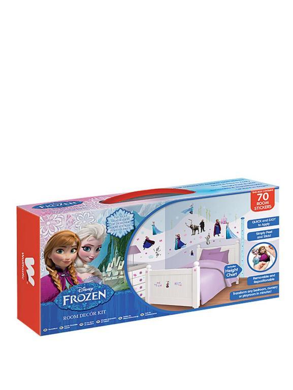 Disney Frozen Stickers Frozen Growth Chart