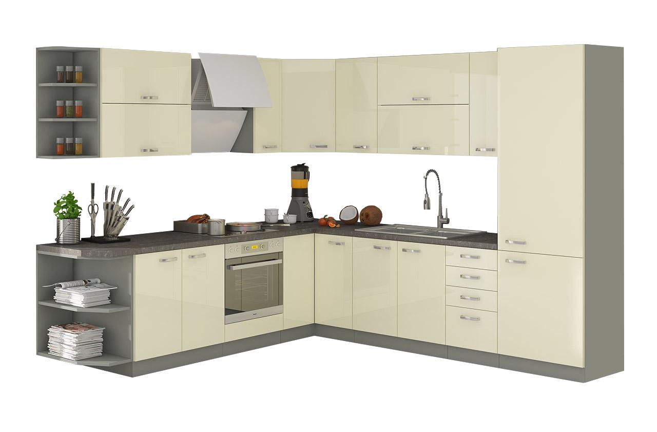 Meble kuchenne POŁYSK zaprojektuj własną kuchnię