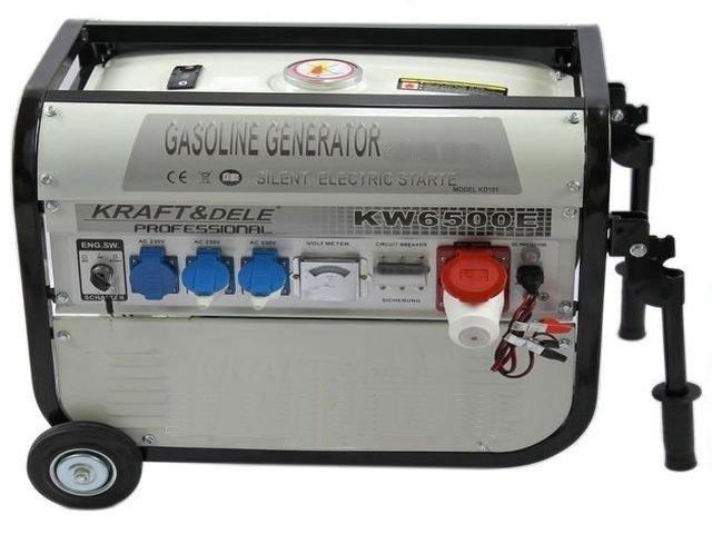 Приводимый в действие генераторная установка KD101 генератор тока 4 ,8КВ