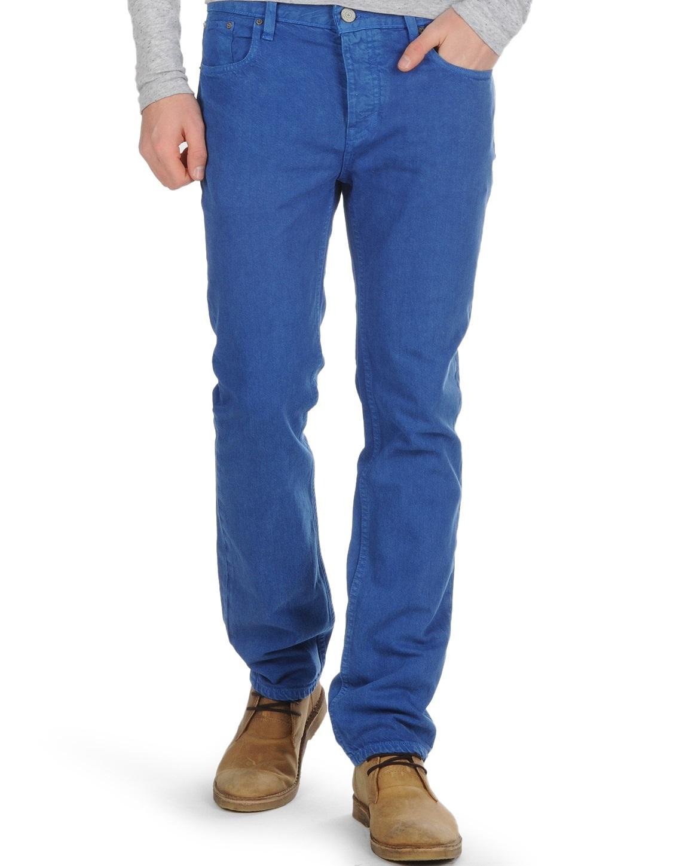 Nohavice-jeans Adidas ORIGINALSSlim Fit 33/34
