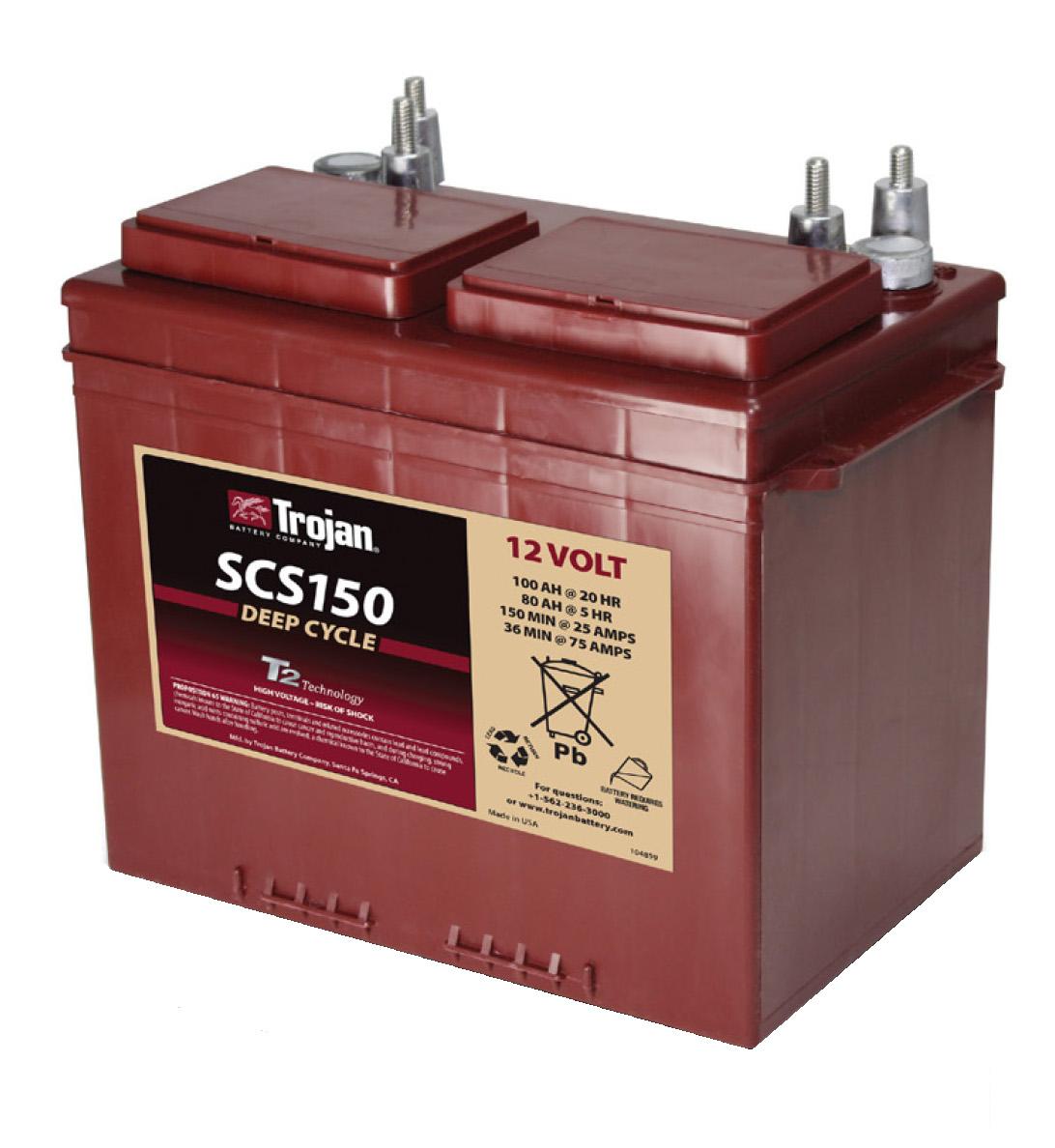 Купить ЛИТИЕВЫЙ DSP-3012LA 100AH Trojan SCS150 MinnKota ENERGY на Eurozakup - цены и фото - доставка из Польши и стран Европы в Украину.