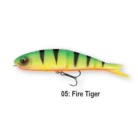 Pripravené na ryby 05-FIRE TIGER 13CM 22,5G 2KS.
