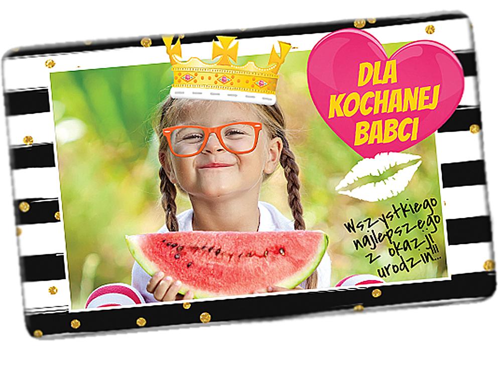ФОТО-МАГНИТ с фотографией на холодильник подарок 15x10cm