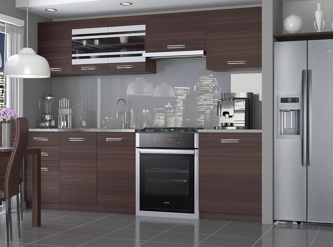 Кухонная мебель Комплект кухонной мебели с ТОП