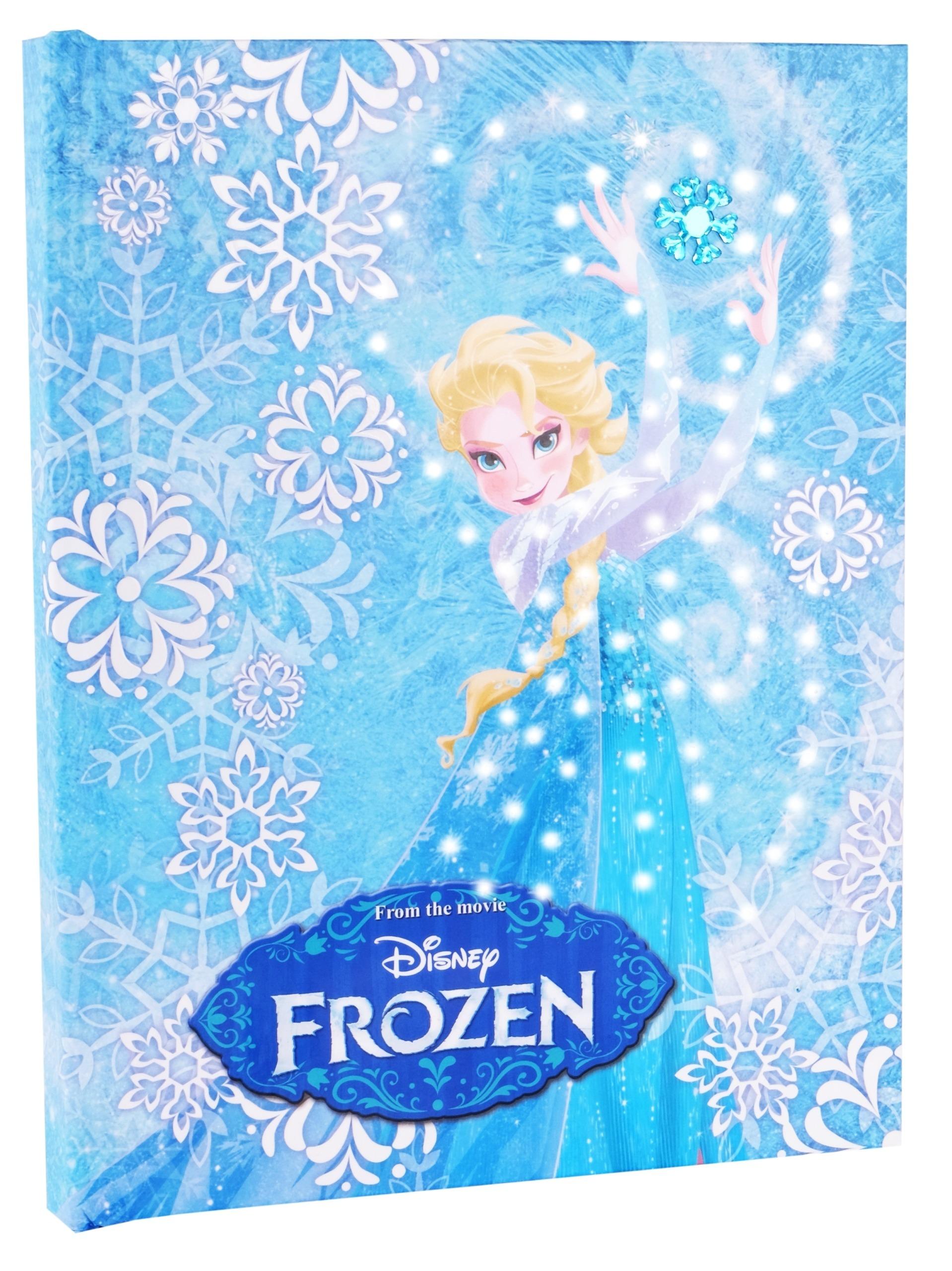 Epee FROZEN Diary of Elsa LIGHTS Frozen
