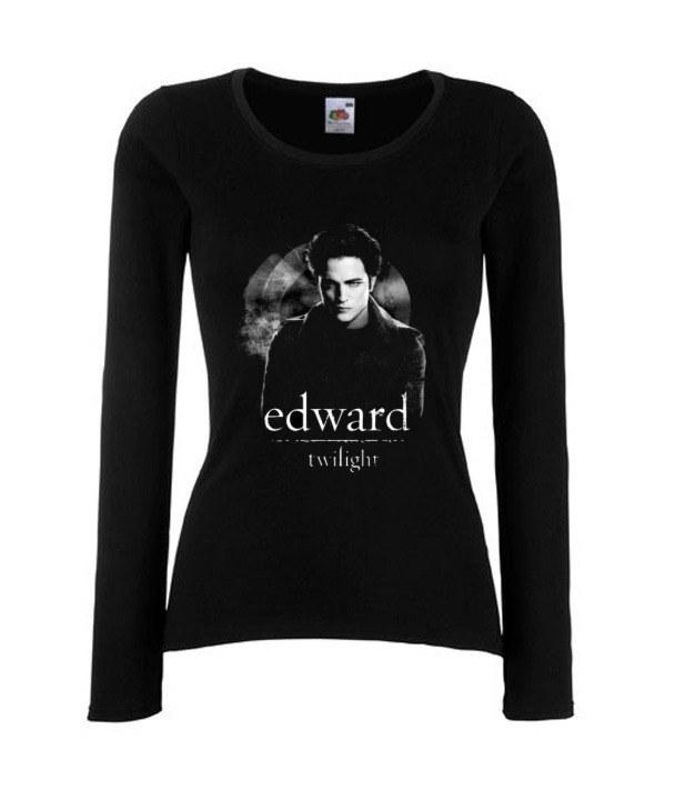 Blúzka vzory Twilight Edward Bella