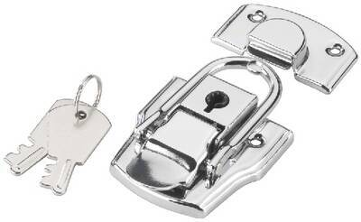 Item GERMAN lock latch for CASE MONACOR MZF-6042
