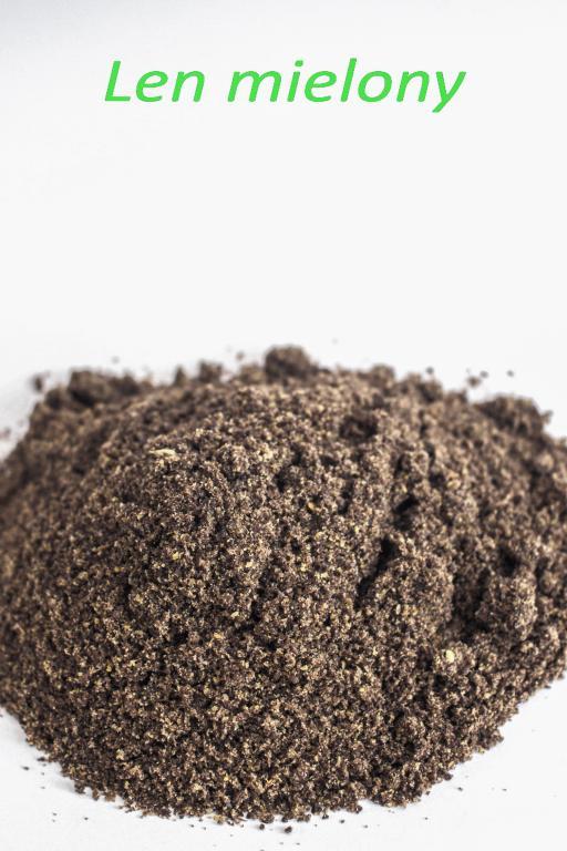 Купить Льняное семя измельченное, лен молотый 0,90 кг + grati на Otpravka - цены и фото - доставка из Польши и стран Европы в Украину.