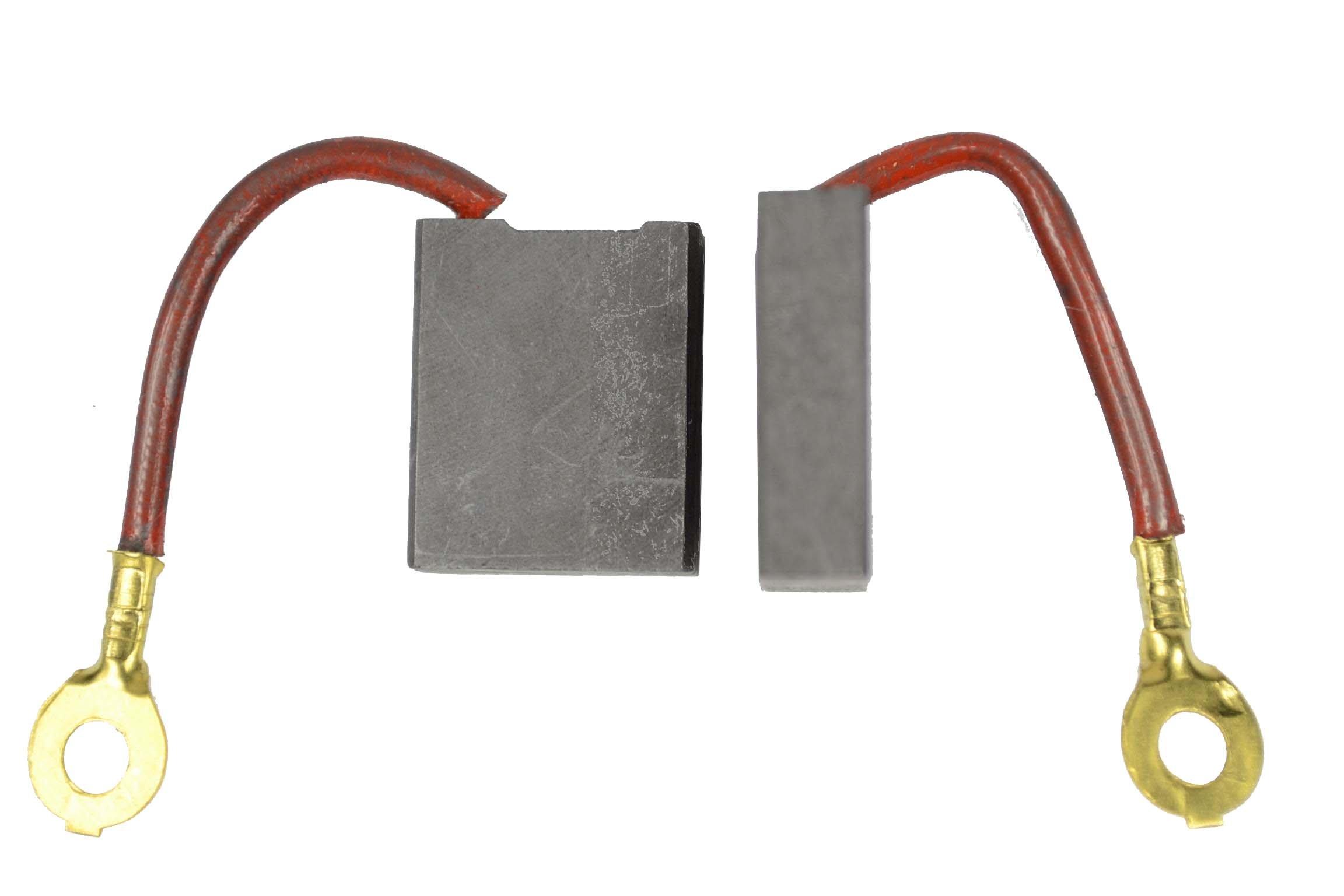 Uhlíkové kefy (20A) 5,3x15.7x20 Falon-Tech Blau