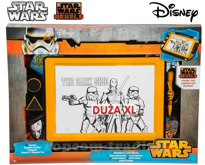Star Wars Rebelov VEĽKÉ Magnetické DOSKY Znikopis