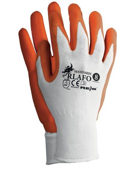 Ochranné rukavice Pracujte potiahnutý RLOFO R7 1P