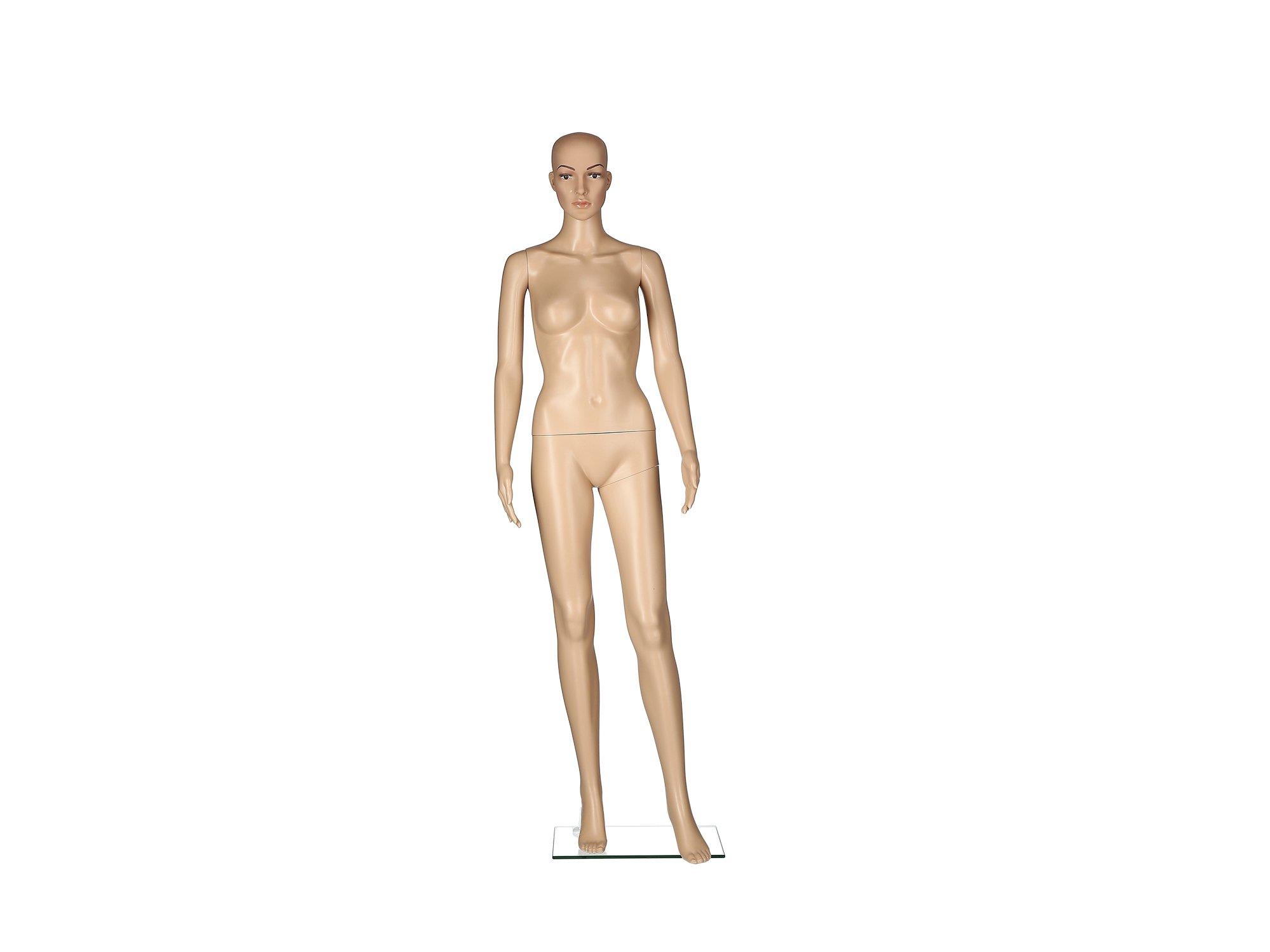манекен выставочный женский PEŁNOPOSTACIOWY Оптовая