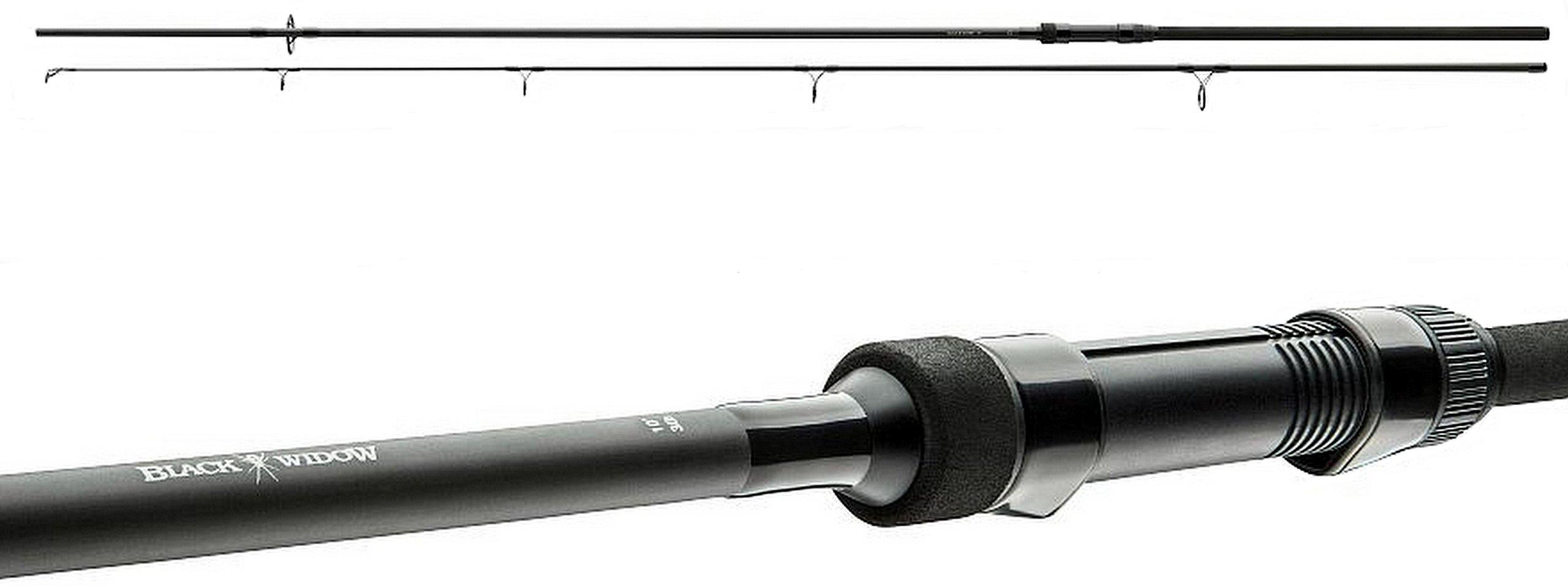 Rybolov-PRÚT DAIWA ČIERNA VDOVA KAPOR 3,60 m 3,5 lbs-2SEC