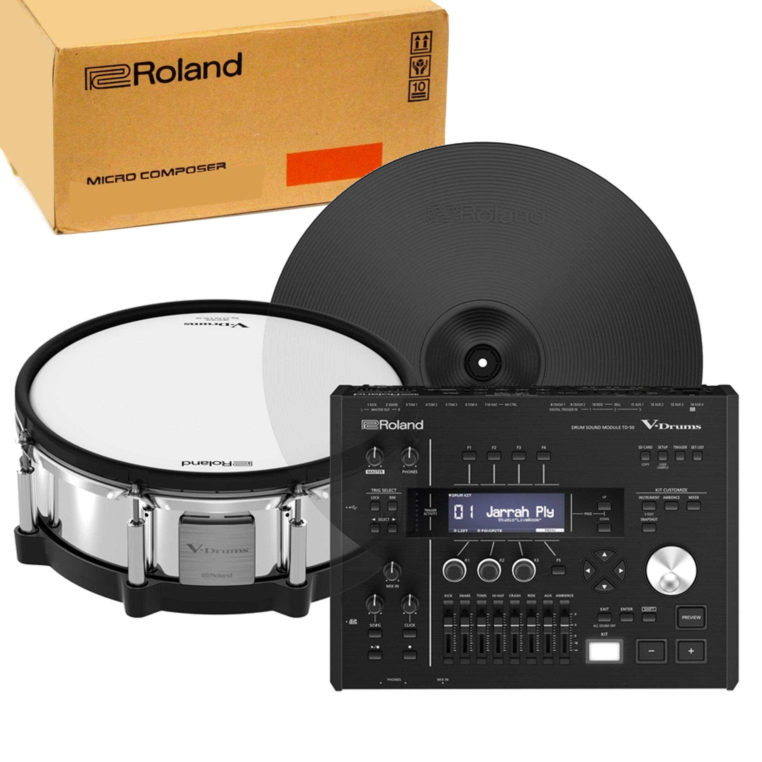 Roland Set Adaptive TD50DP pre TD50 / 25/17 - Krk