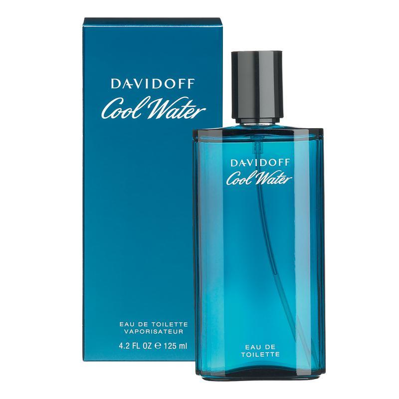 Perfumy Męskie DAVIDOFF COOL WATER 125 ML