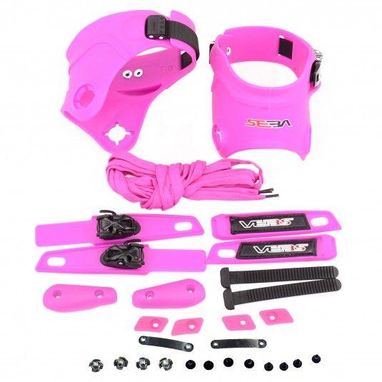 Seba FR1 Custom Kit - ružová 34-37