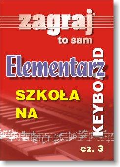 Kniha Eleganceer na klávesnici Hrať túto SAM III