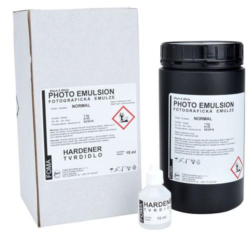 Foma fotografická emulzia 1 kg + tužidlo