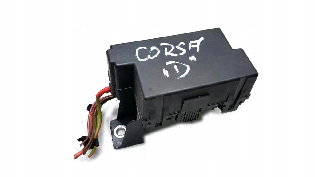 [SCHEMATICS_48ZD]  FUSE BOX OPEL CORSA D 1.7 CDTI 92 KW | XDALYS.LT | Kw Fuse Box |  | xDalys