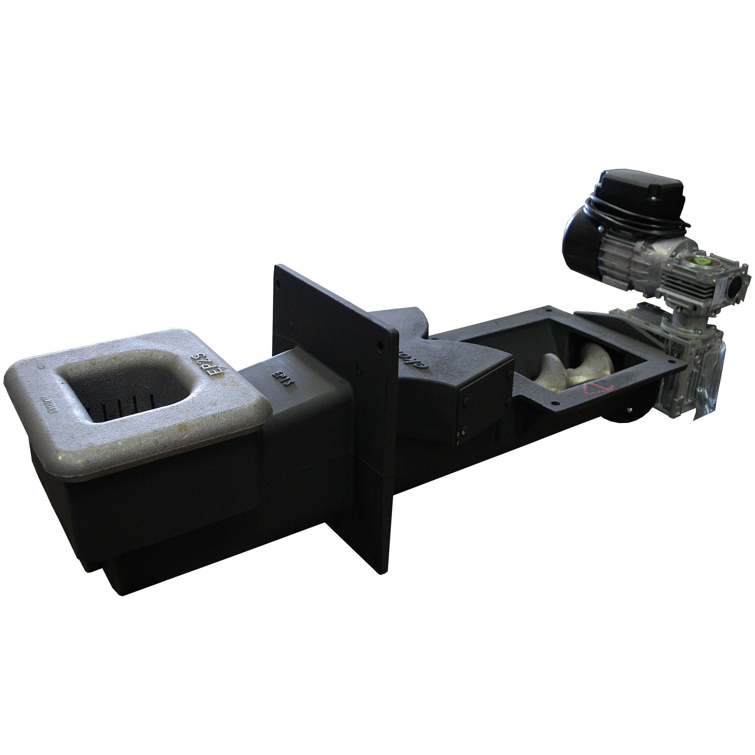 Podávač pre ekologické hrachové uhlie a jemné uhlie EKOENERGIA 15 kW Kód produktu 11176