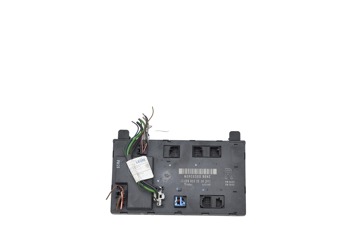 модуль двери mercedes clk w209 2098202026