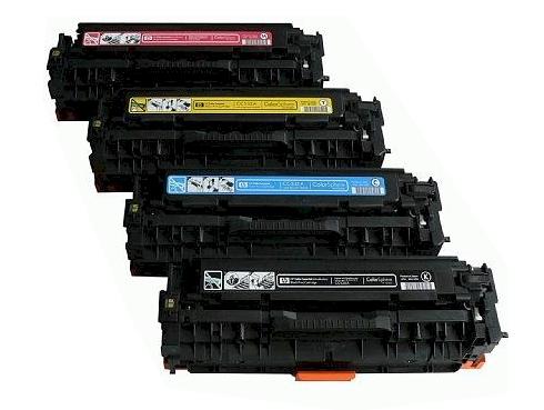 HP CC530A, CC531A, CC532A, CC533A F-DPH !!!