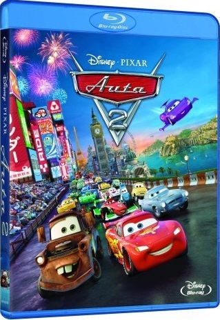 "Item ""CARS 2"" BLU-RAY DISNEY NEW FILM EN BLU RAY"