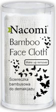 Nacomi Салфетка Бамбуковая Для Снятия макияжа OCM Эко