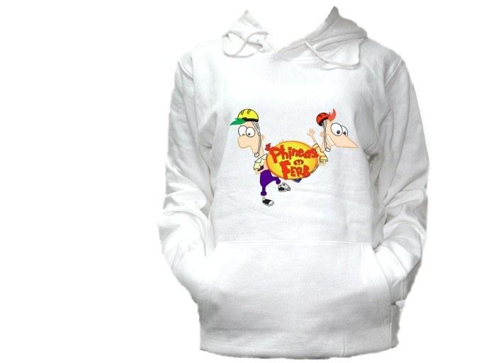 Phineas a Ferb Fireas a Ferb Hoodia
