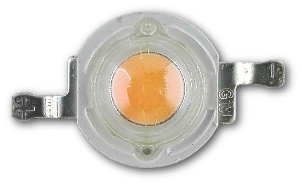 DIODA 3W FULL SPECTRUM 380-840nm BRIDGELUX