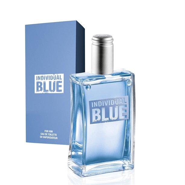 AVON INDIVIDUAL BLUE 100 ml DLA NIEGO
