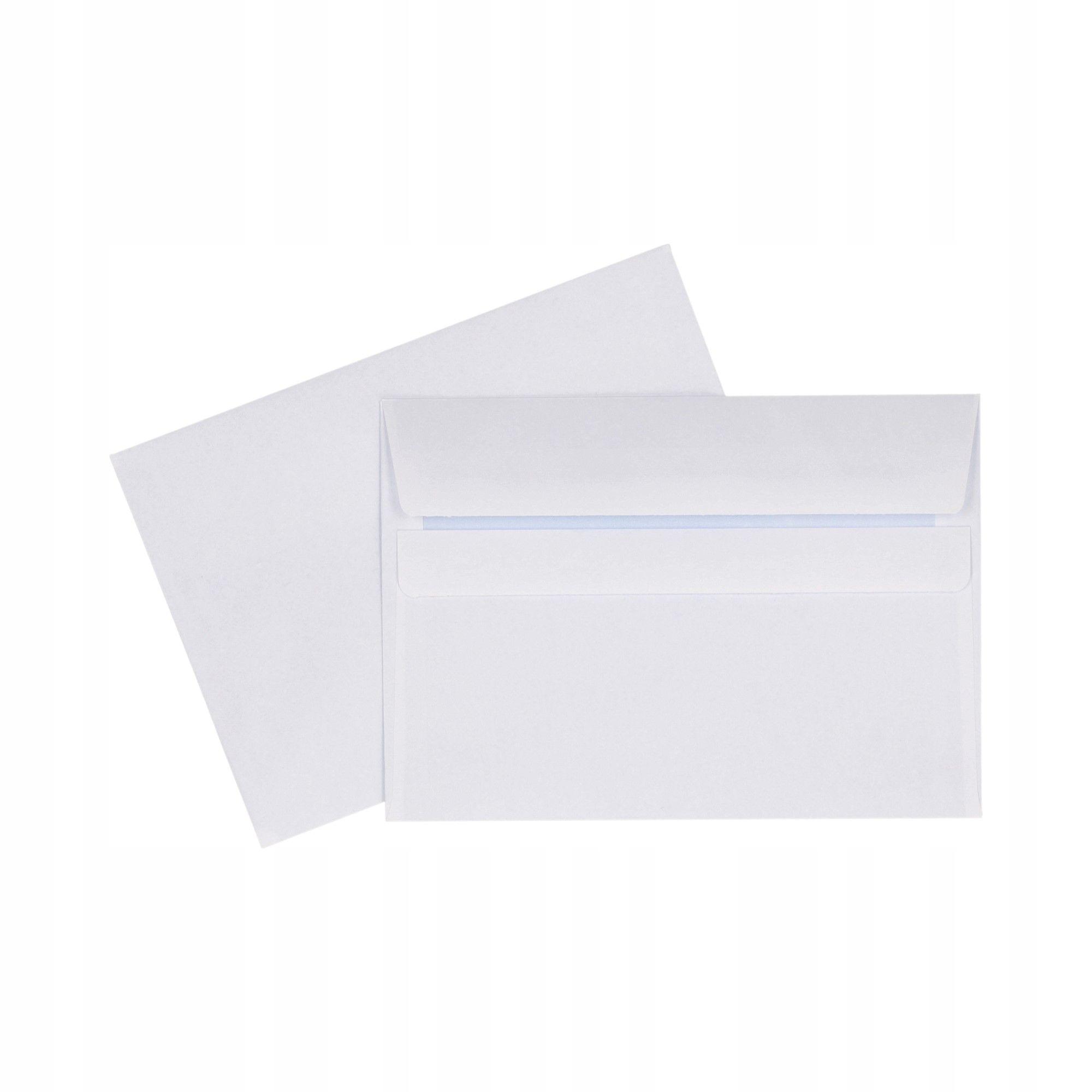 Item Envelopes C6 white self-adhesive 1000 PCs.