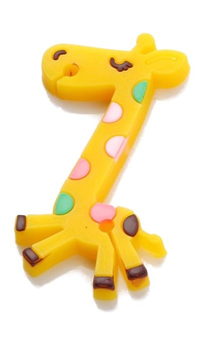 Zwijacz organizer do słuchawek kabli kabla żyrafa