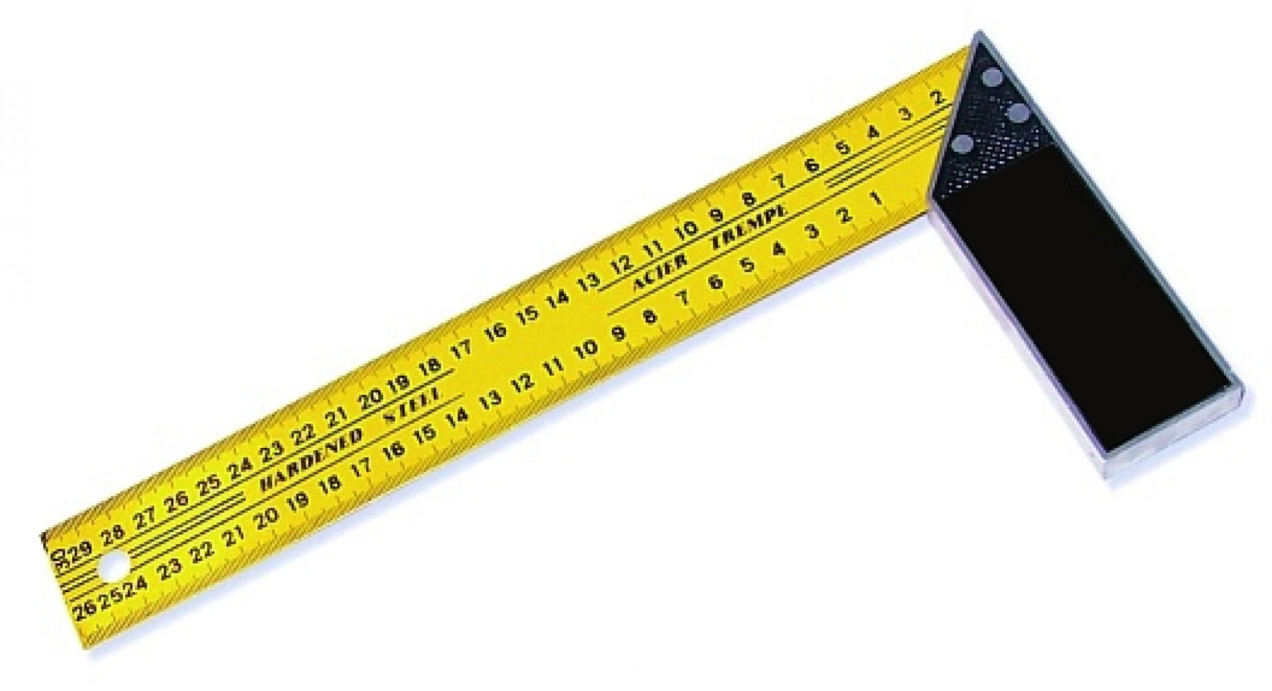 Stavebné uhol Stavebníctvo - 350 mm