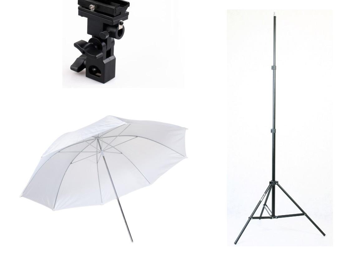 Reportérový set - Držiak Tripod Parasol Krakow