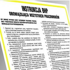 Podpísané pokyny General BHP IAA01