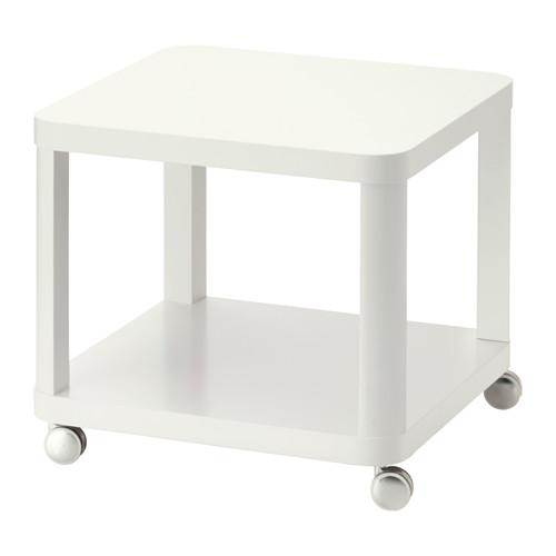 Ikea Tingby Stolik Na Kółkach ława 50x50 3 Kolor
