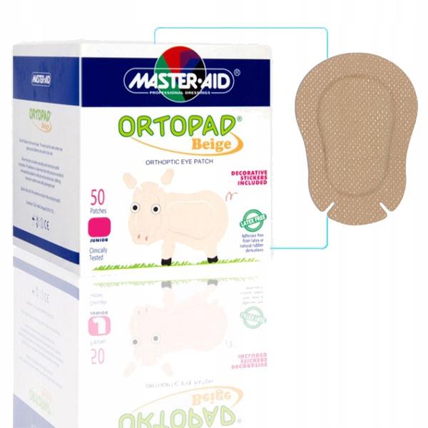 Купить Ортопад Nude Junior пластырь на глаза бесплатно на Otpravka - цены и фото - доставка из Польши и стран Европы в Украину.