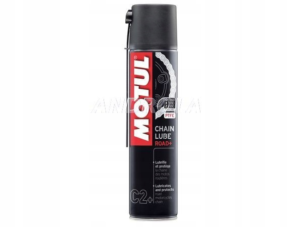 Smar do łańcucha Motul Chain Lube Road C2+ 400ml
