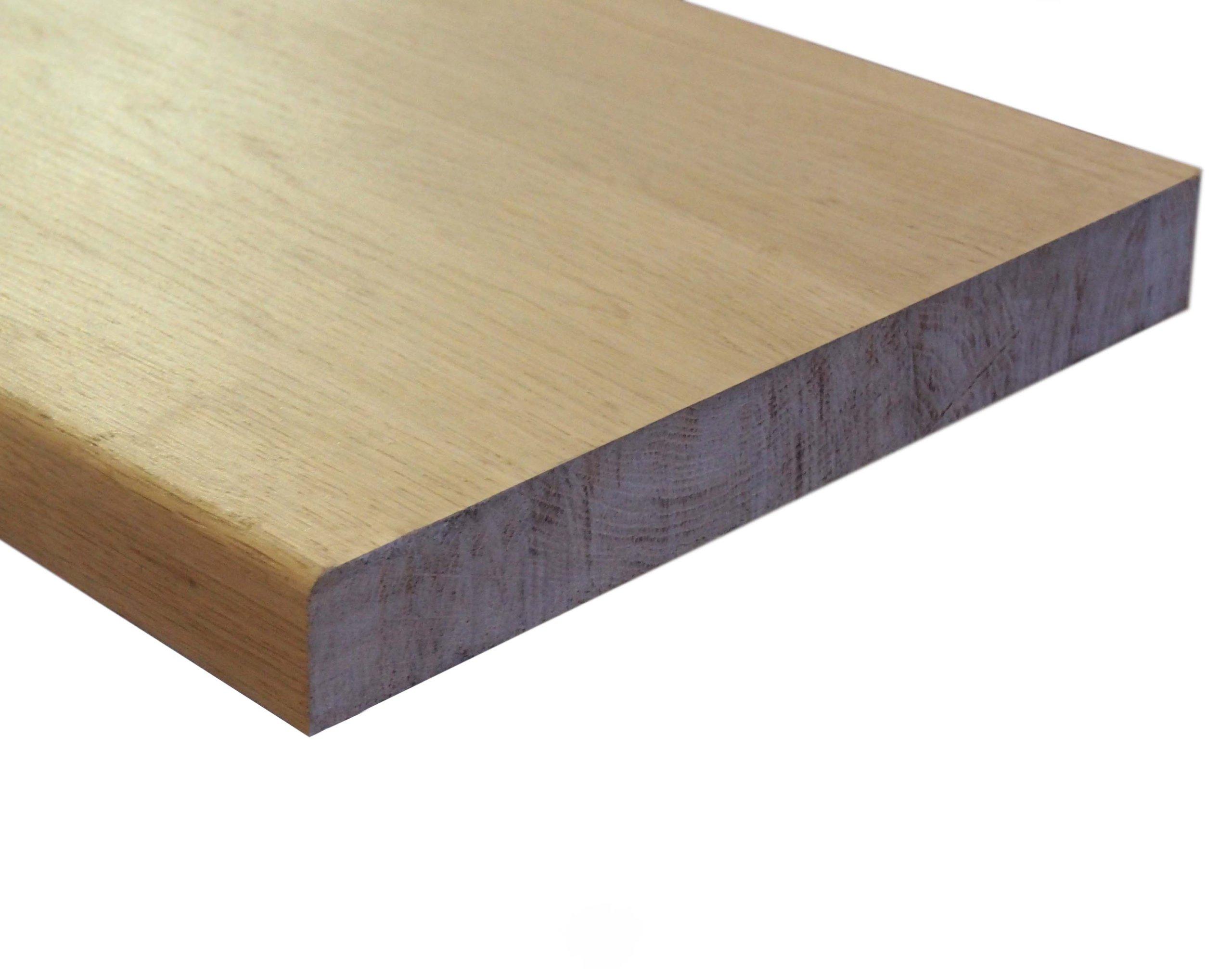 Doska DUB 60x150 cm g 4 cm tanier