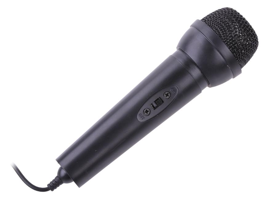 Karaoke Mikrofónový počítač s 3,5 mm konektorom