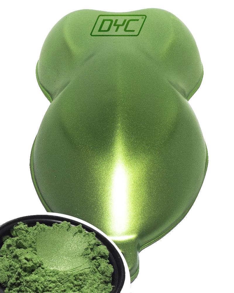 Pigment pre Lakieru / Autoflex / PlastiDip Iguana Green