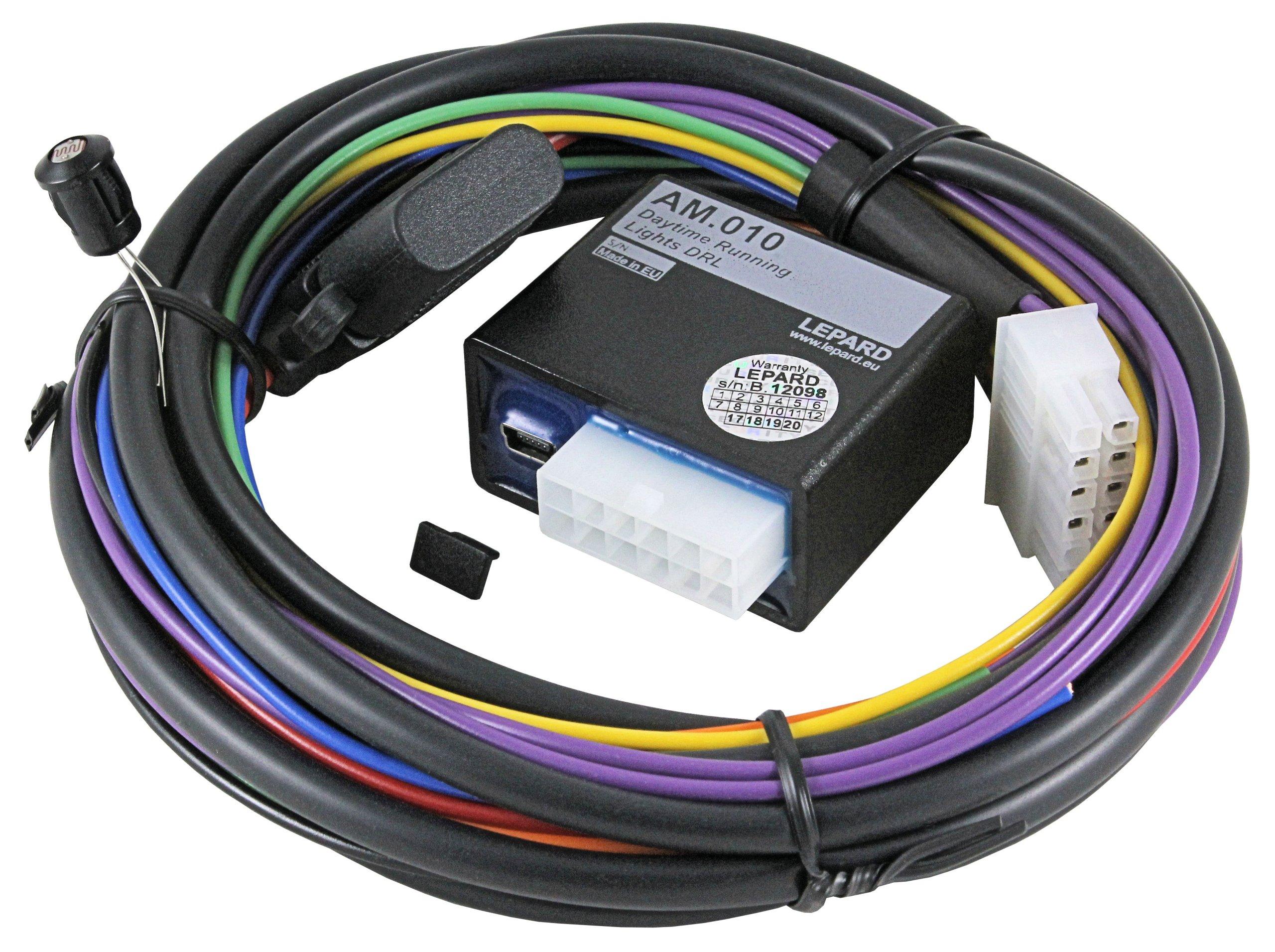 Модуль DRL / Дневного света + Датчик сумерек + USB