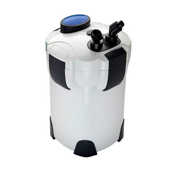 Аквариум ковш фильтр 250 1000L/H