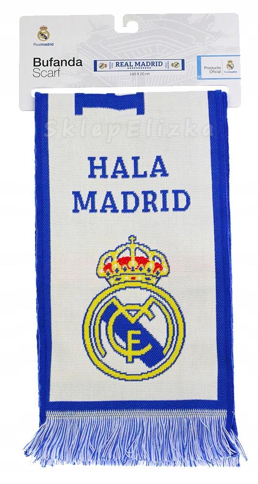 Real Madrid Scarf Shawl for Fan 791