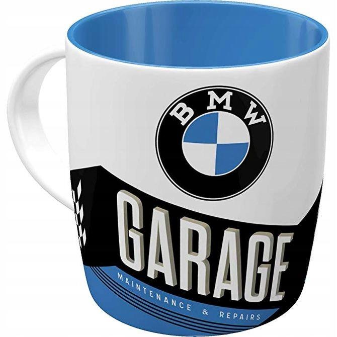 Купить Кружка Ceramiczany BMW GARAGE на Подарок на Otpravka - цены и фото - доставка из Польши и стран Европы в Украину.