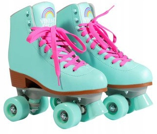 RETRO VINTAGE RIDERS ABEC5 38 2XSCREES