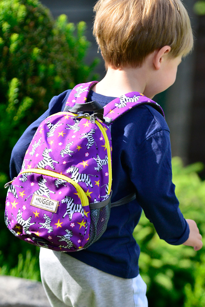 Plecaczek pre deti 1-3 rokov dovolenku, výlety