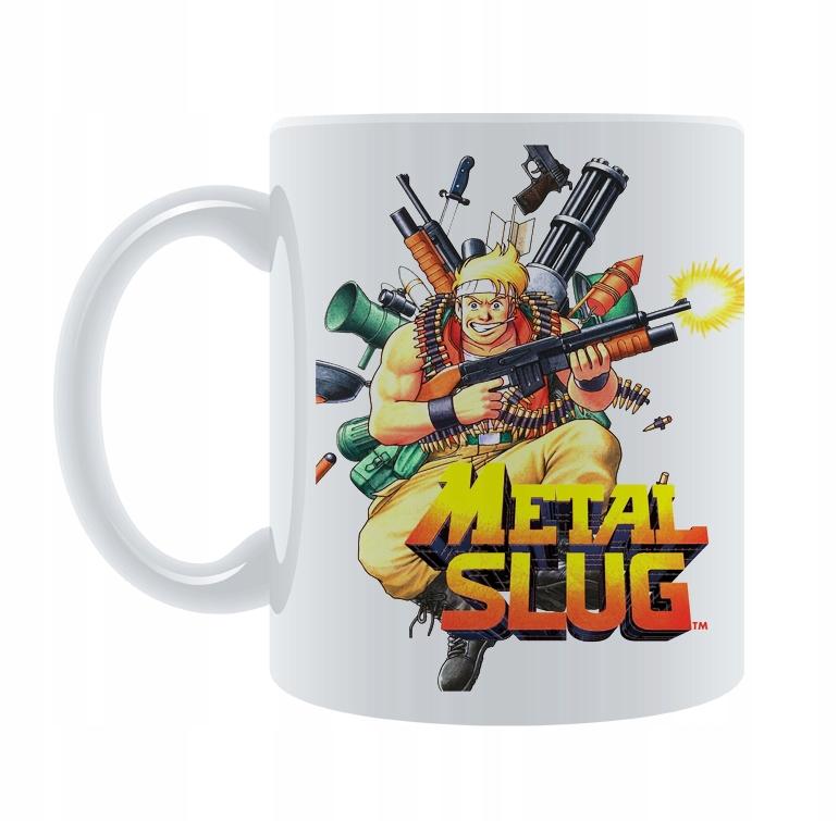 METAL SLUG - hrnček [ hru retro classic ]